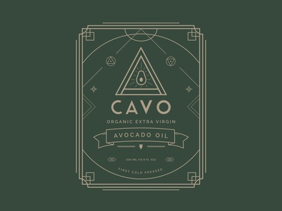 Avocado Oil for Secret Society