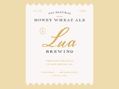 Lua Brewing