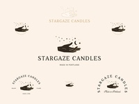 Stargaze Candles Logo
