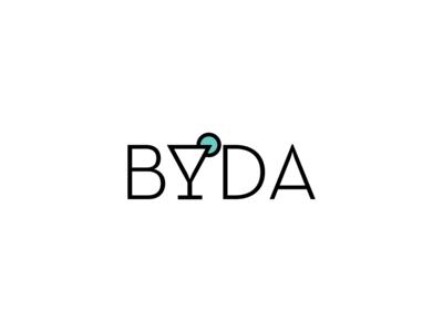 Byda Logo Concept (Color)