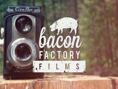 Bacon Factory Films Logo