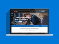 Trend Micro Azure - Site redesign