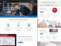 Trend Micro Azure Homepage