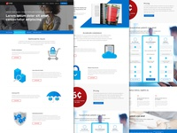 Trend Micro Azure Features Page