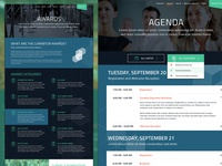 Conference Subpages
