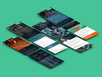Conference Mobile Design