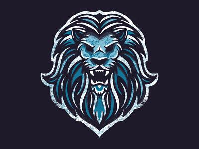 Lion king grunge texture logo design lion head mane graphic design logodesign mean growl lions roaring rawr roar logo mark drawing logo lion logo lion