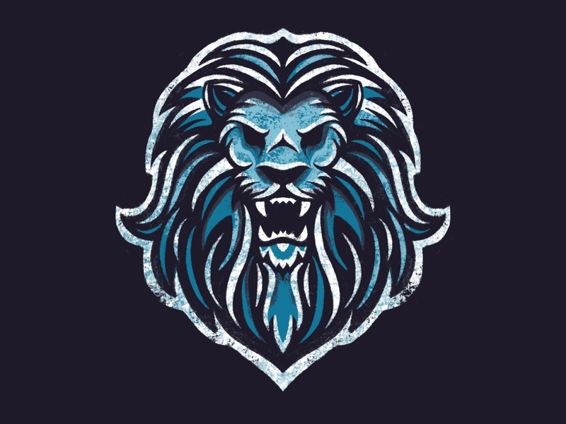 Lion king grunge texture logo design lion head mane graphic design logodesign mean growl lions roaring rawr roar logo mark drawing logo lion logo lion