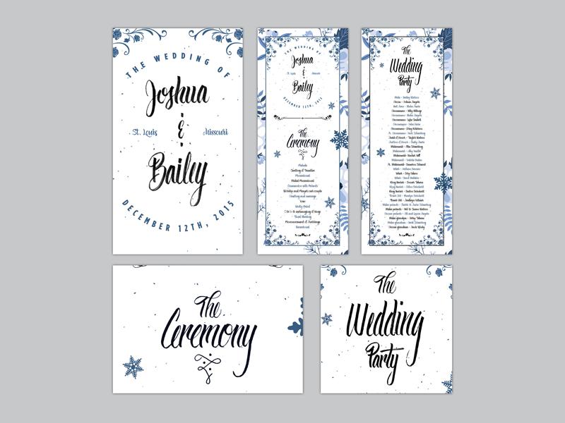 Wedding Program wedding design wedding party ceremony weddings wedding program program wedding