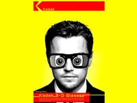 Kodak 3-D Glasses