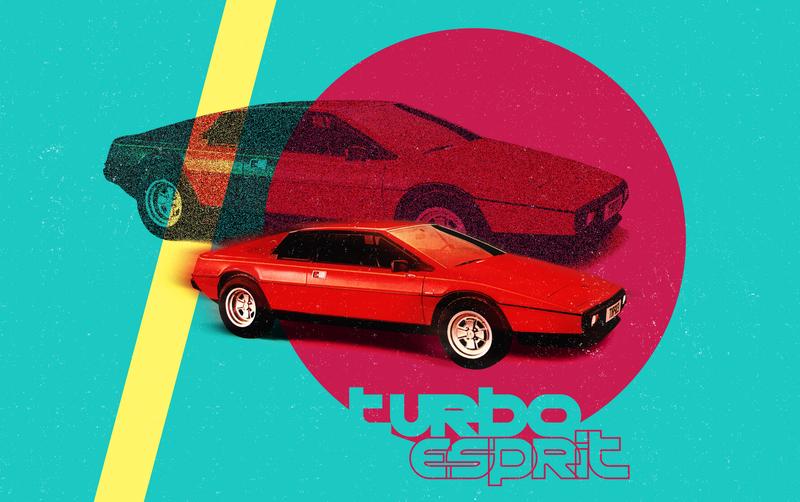 Classic Rides graphic design