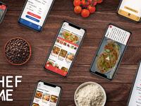 Chef me multi mobile