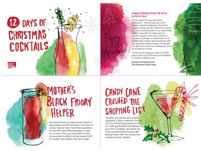 Christmas Cocktail Recipe Book