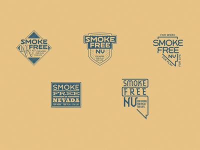 Smoke Free NV logosheet
