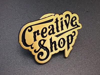 CS Southern branding typogaphy logo creative shop