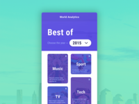 Daily UI Challenge #063 - Best of 2015