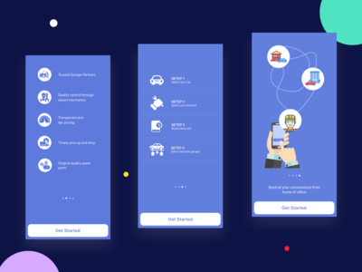 Walkthrough Pages