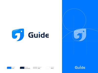 Guide Logo 品牌 设计 商标