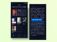Reading App (阅读软件)