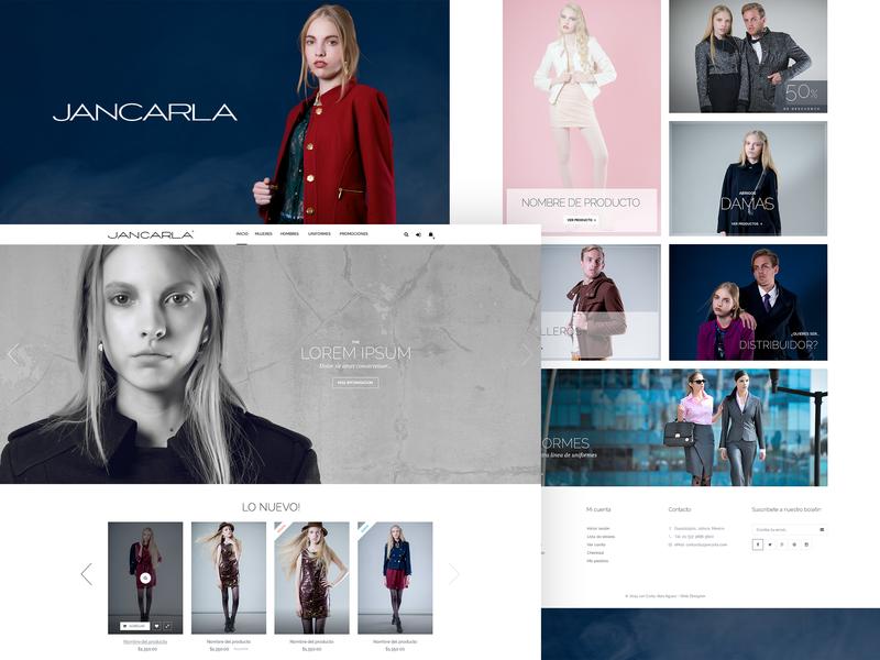 2014 - Jancarla web fashion