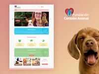 2015 - Fundación Corazón Animal