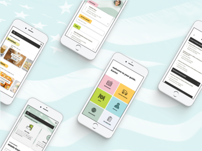 an app for helping refugees and immigrants in the U.S.