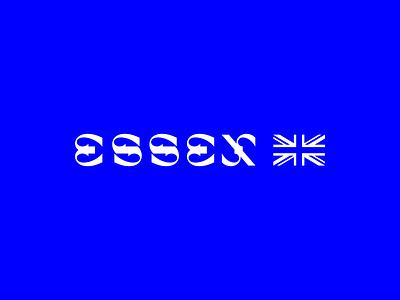 Essex essex design lettering branding logotype identity mark logo