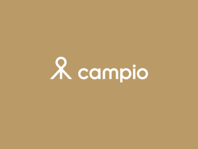 Campio geotag tent app travel camping design geometric branding digital logotype identity mark sign logo