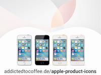 Apple iPhone SE Icons