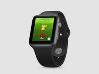 Pokemon Go for Apple Watch