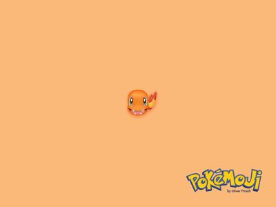 Pokémoji - Charmander emoji icon icondesign iconset glumanda charmander pokemoji pokemon pokemon go