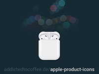 Apple AirPods Icon