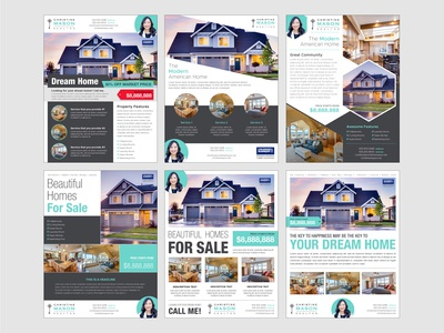 CMRE - Real Estate Print Ads