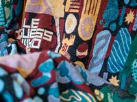 Le Guess Who? 2018 carpet detail