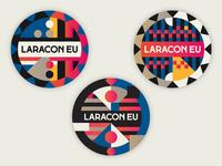 Laracon 2017 stickers