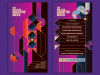 The One Club Creative Week Message System 1