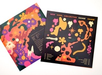 New Cool Collective - Dansé Dansé - Inner sleeve and back
