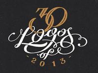 30 Logos of 2013