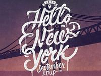 Hello NYC