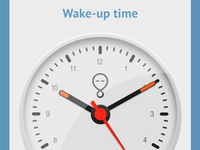 iPhone app for a wake-up light