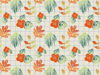 Pattern Flowers  c1
