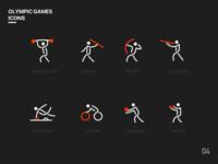 Olympic Games Icon