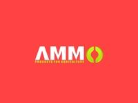 AMMO Logo Design