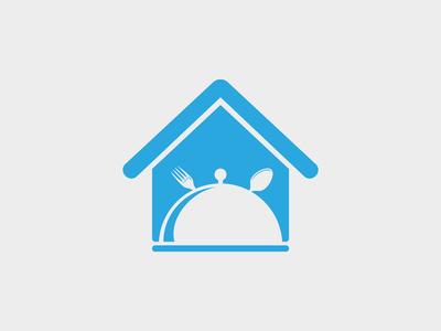 Food House Logo Template