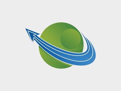 Planet Logo Template