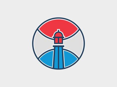 Mercusuar Logo Template