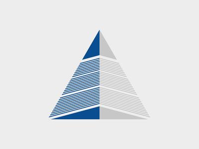 Piramid Logo Template
