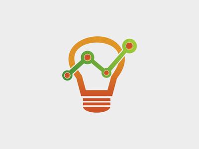 Marketing Idea Logo Template