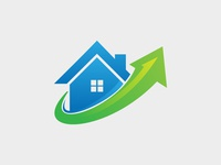 Property Up Logo Template