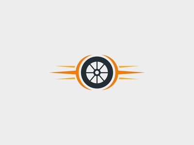 Tire Shop Logo Design Template